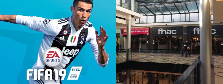 FNAC FIFA 19 PS4